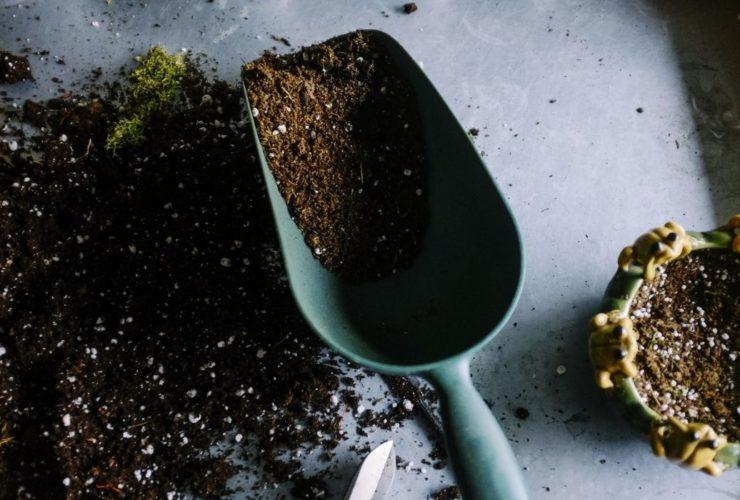 Potting Soil Mix for Vegetables